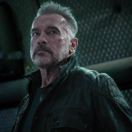 Terminator Destino Oscuro arnold schwarzenegger
