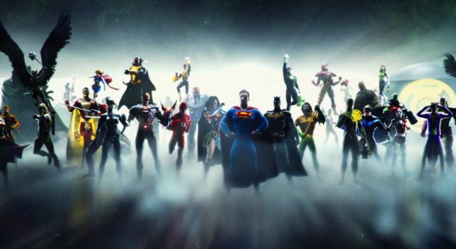 próximas películas DC