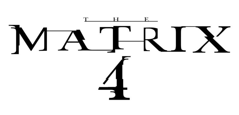 Matrix 4: Logotipo oficial presentado.