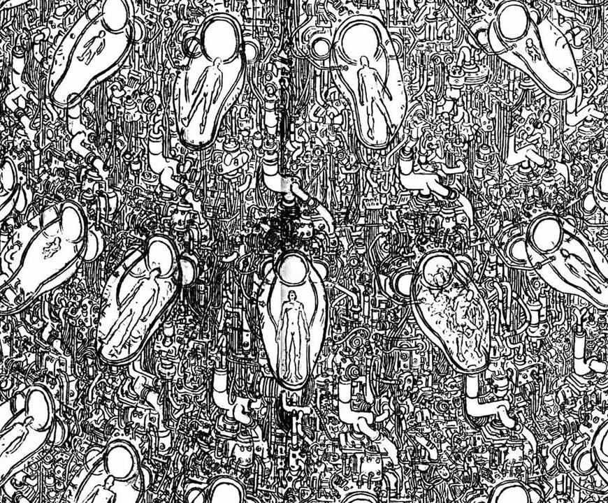 arte matrix geof darrow